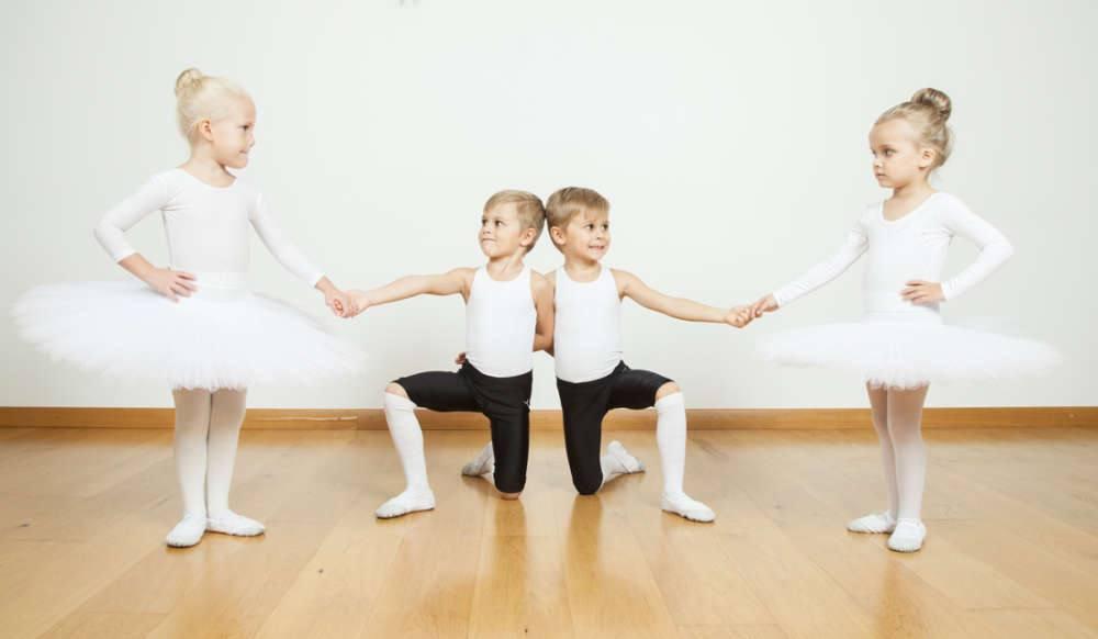 Балет дети лучшие фото