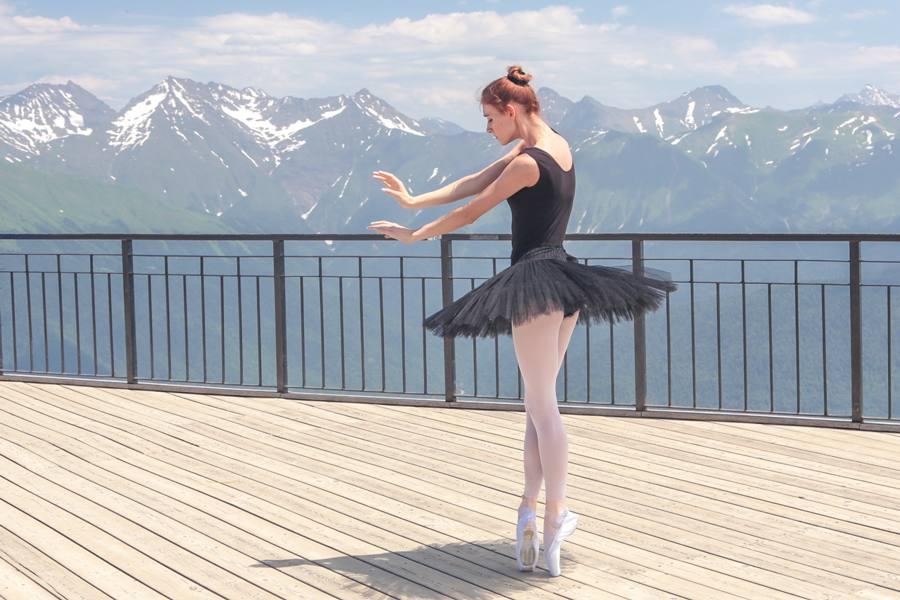 балет для взрослых