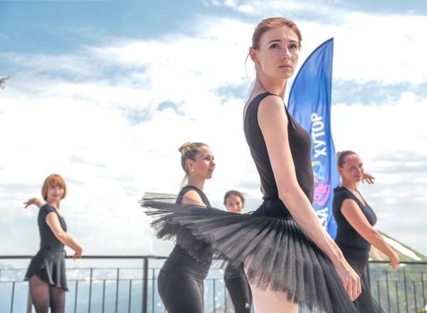 балет для начинающих взрослых