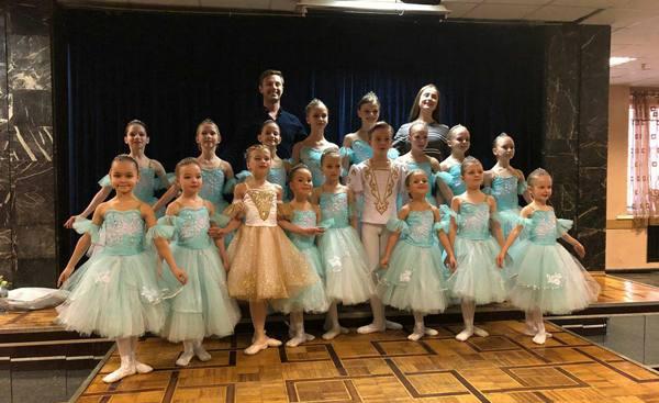 воспитанники балета