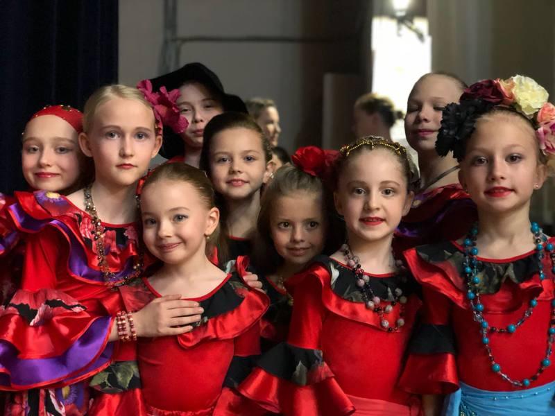 балетно хореографический конкурс