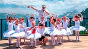 балет в горах