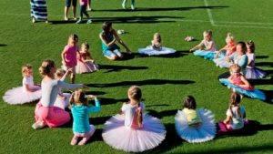 балет в парках