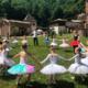 балет в Парке Горького