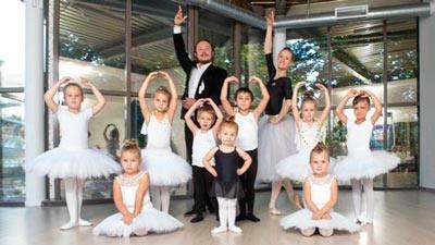балет с 2х лет