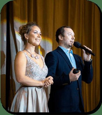 Егор и Елена Симачевы
