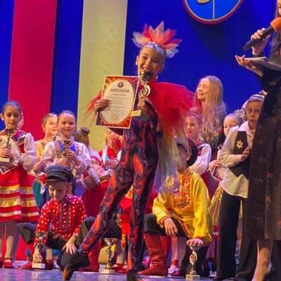 конкурс хореографии золотой фламинго